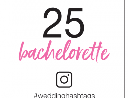 Funny Pun Wedding Hashtags | Tips and a Free Worksheet