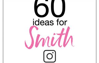 wedding hashtag ideas for smith