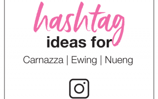hashtag ideas