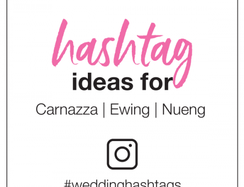 Hashtag Ideas for Carnazza, Ewing, and Nueng