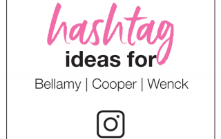 bellamy cooper wenck hashtags