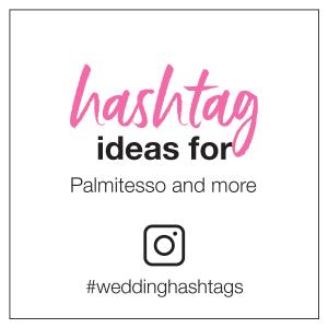 Palmitesso hashtags